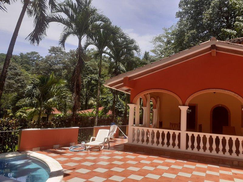 Suite en Villa con piscina profunda - habitación superior