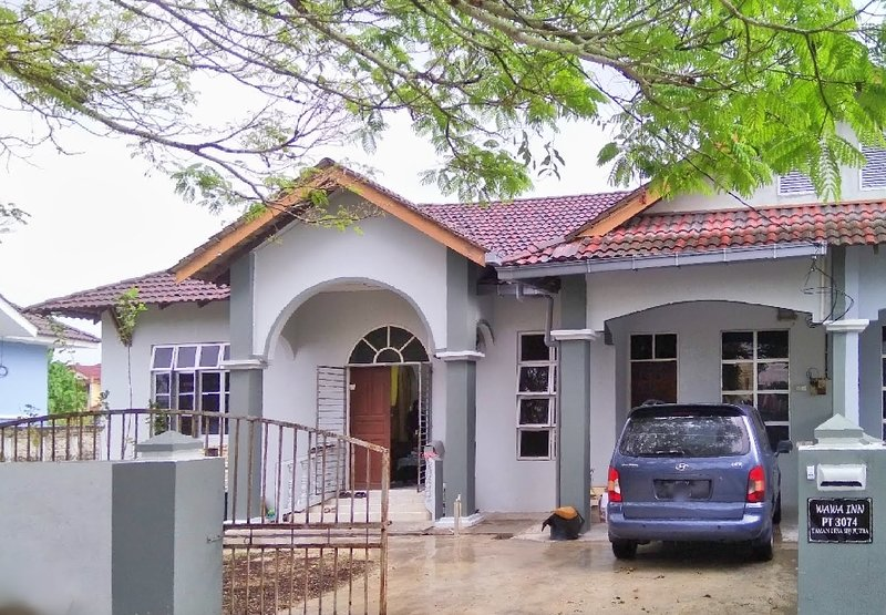 [Spacious Semi-D] Wawa Inn PP Guest House Kota Bharu Homestay, holiday rental in Kota Bharu
