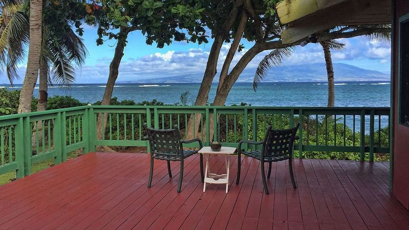 Enjoy the Million Dollar View from Your Lānai