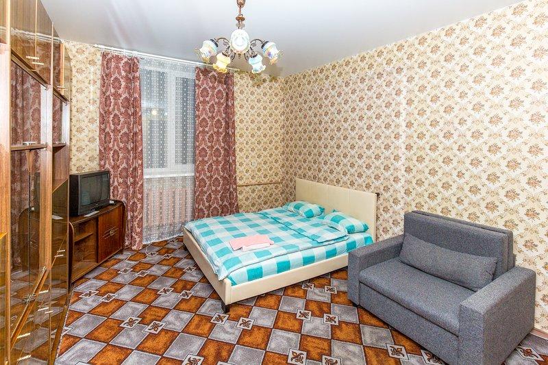 Room 1 on Kozlova street, alquiler vacacional en Minsk