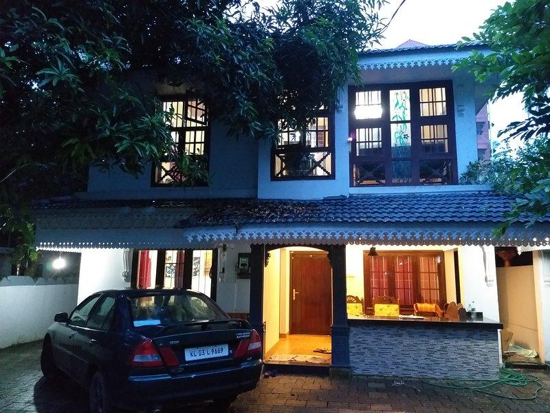 Vintage Home, holiday rental in Beypore