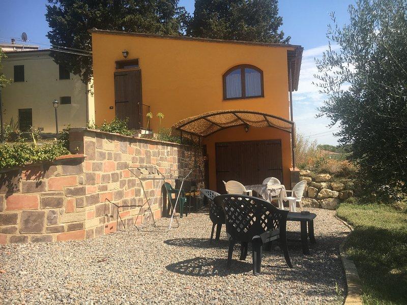 Il Poggiarello Toscano, casa vacanza a Empoli