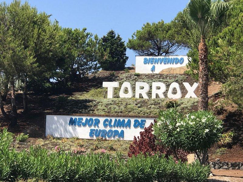 ¡Torrox afirma tener el mejor clima de Europa!