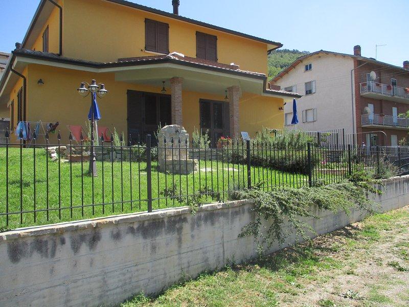 APPARTAMENTO VACANZA, vacation rental in Sigillo