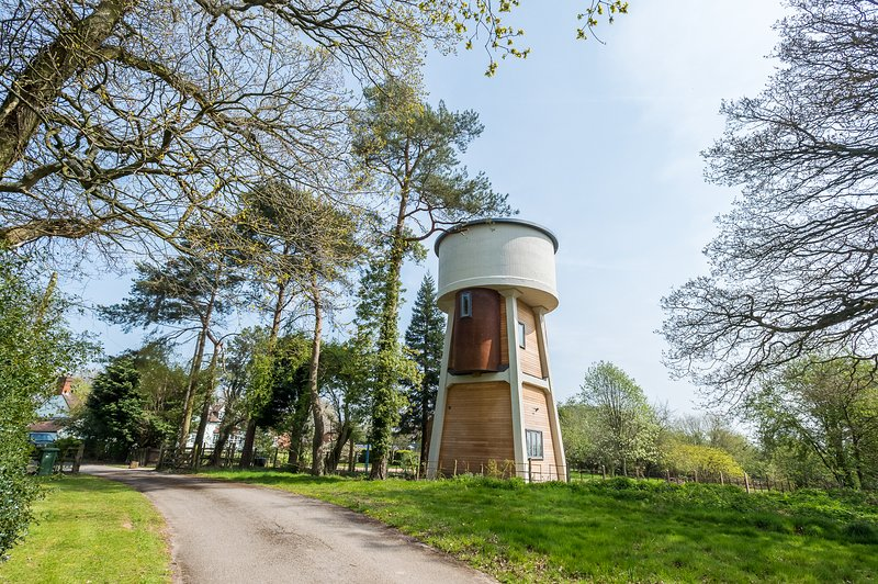 Water Tower at Long Meadow Farm, holiday rental in Lapworth