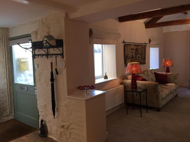 Luxury dog friendly cottage just for two., vacation rental in Masham