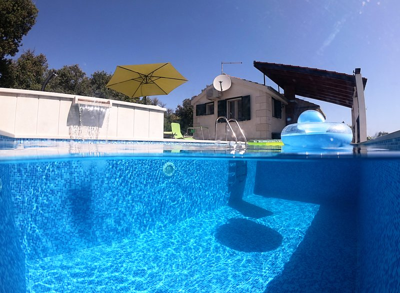 Villa Maria Škrip, holiday rental in Skrip