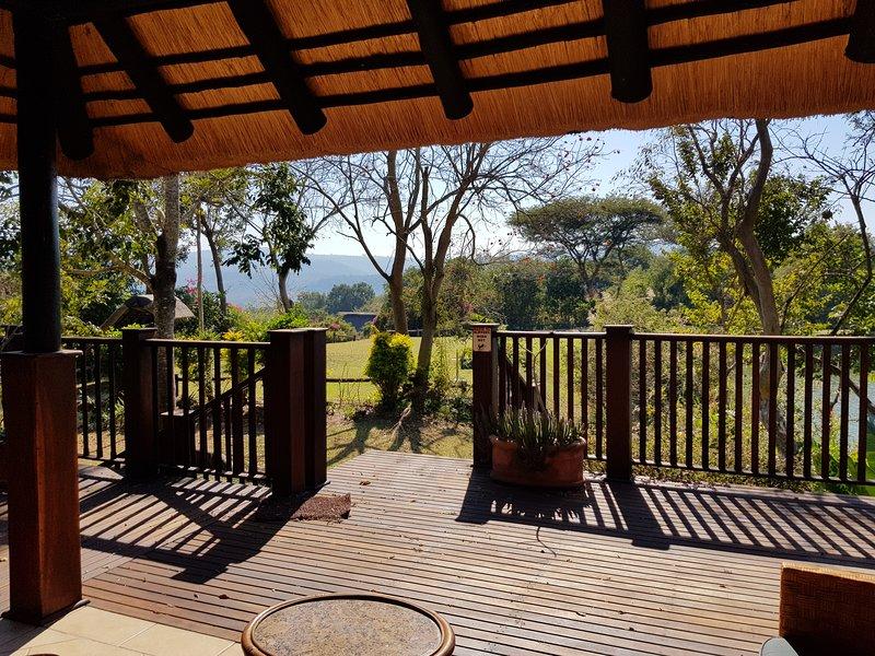 Kruger Park Lodge – ITR01 – 3 bedroom Lodge, alquiler vacacional en Hazyview