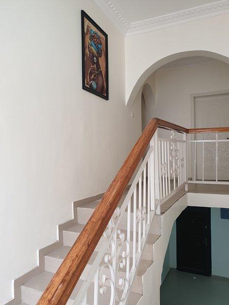 De Morrison Apartment, alquiler vacacional en Lekki