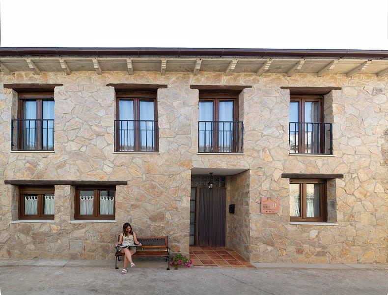 Casa Rural La Cruziana, location de vacances à Caminomorisco