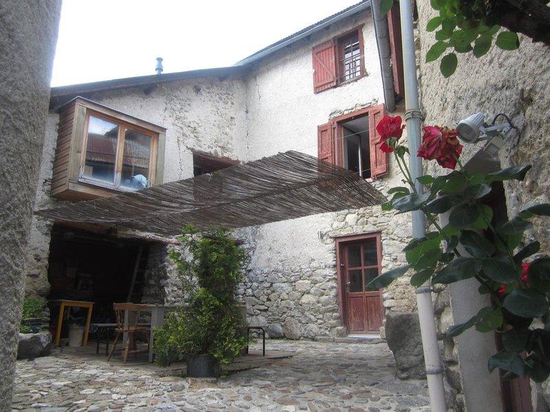 Le Patio d'Orus, vakantiewoning in Ariege