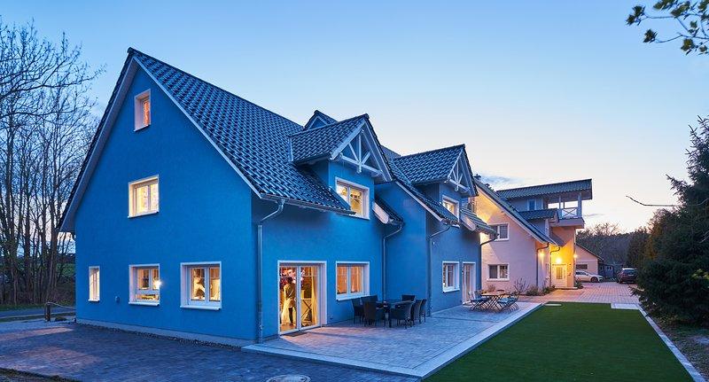 Ferienhaus Luxusferiendomizil ,,Hans Hansen', aluguéis de temporada em Hohendorf