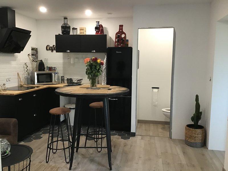 APPARTEMENT ESTEREL PLAGE, holiday rental in Saint-Raphael