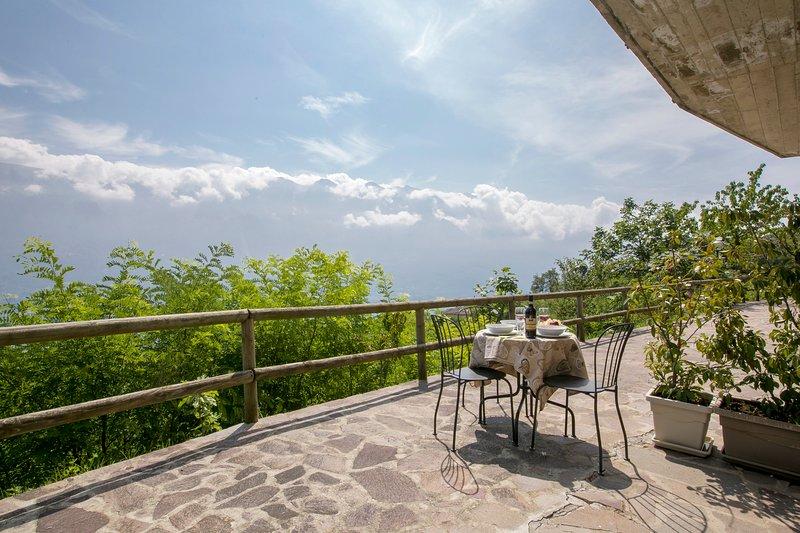 Tremosine Wonderful Lake View 1, casa vacanza a Tremosine sul Garda