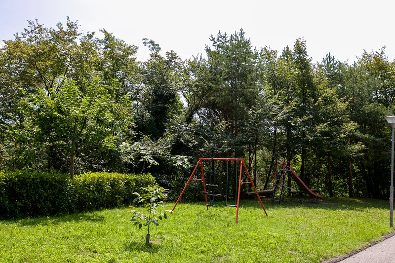 The small play corner for children