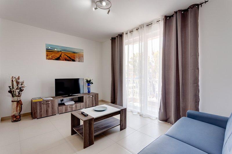 Idyllic 2BR Apartment close to Amenities, alquiler vacacional en Santa Venera