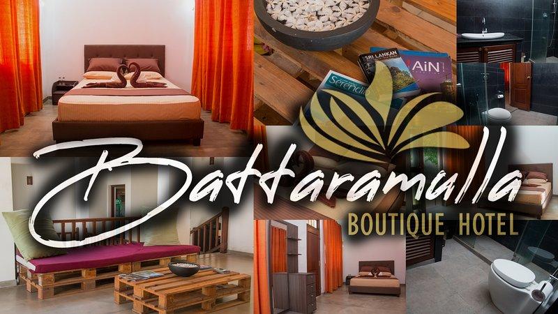 BATTARAMULLA BOUTIQUE HOTEL, location de vacances à Kelaniya