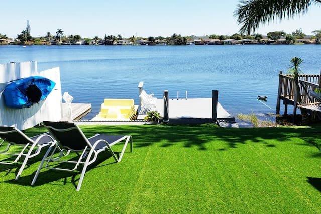 3/2 lake House Relaxation Treat Near Hard Rock Casino, holiday rental in West Hollywood