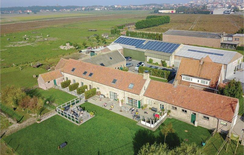 Beautiful home in De Haan with WiFi and 12 Bedrooms (BVA325), vacation rental in Wenduine