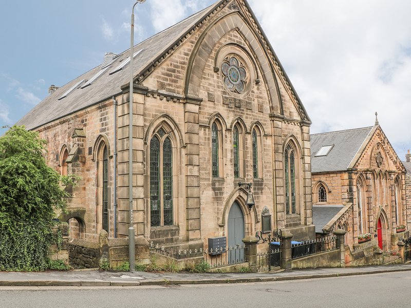 7 Old Methodist Church, Matlock, vacation rental in Kelstedge