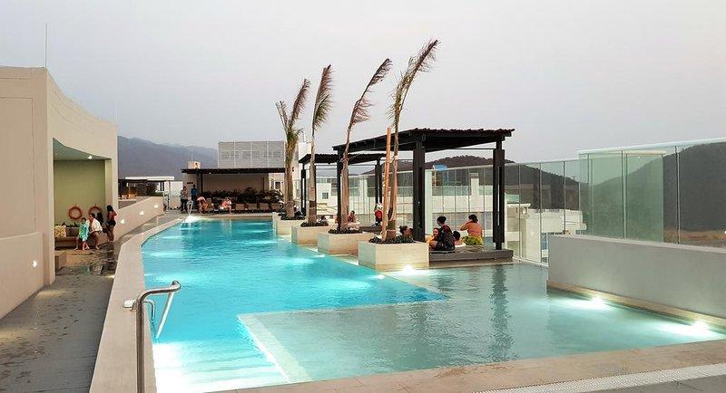 Salguero Beach, El Rodadero, servizi eccellenti