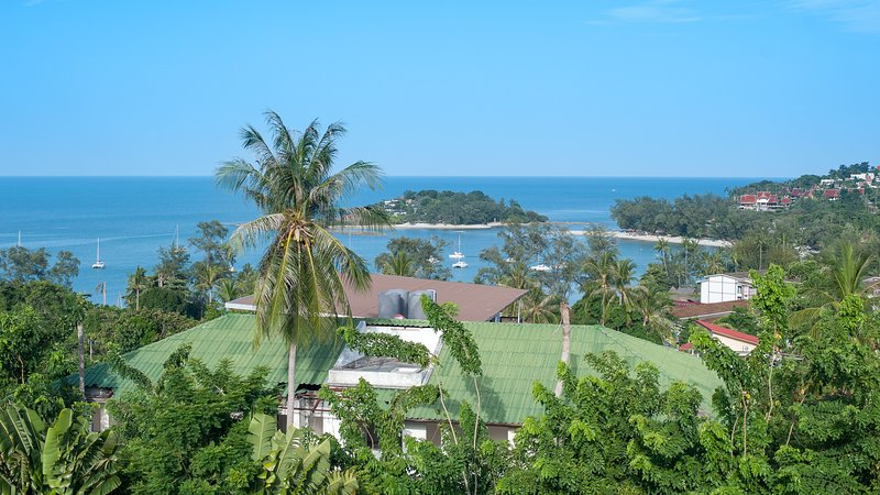 Horizon villa 13s - 3 bedroom sea view villa overlooking Choeng Mon Bay, vacation rental in Choeng Mon