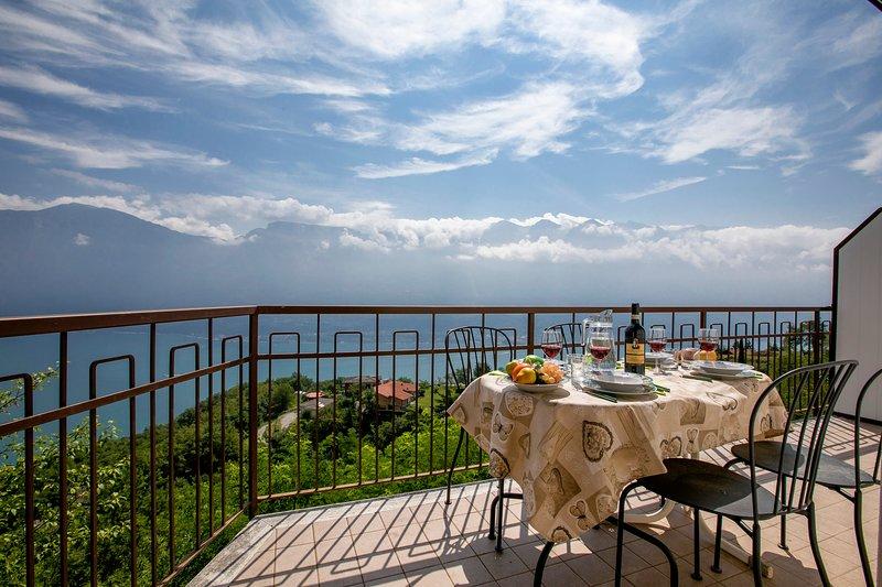 Tremosine Wonderful Lake View 2, casa vacanza a Tremosine sul Garda