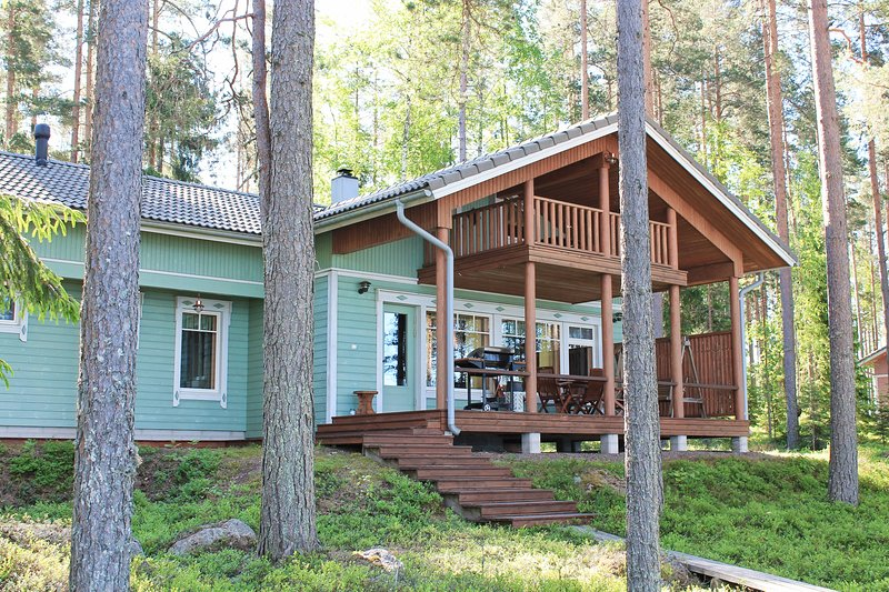 Villa Oravahovi, holiday rental in Valkeala