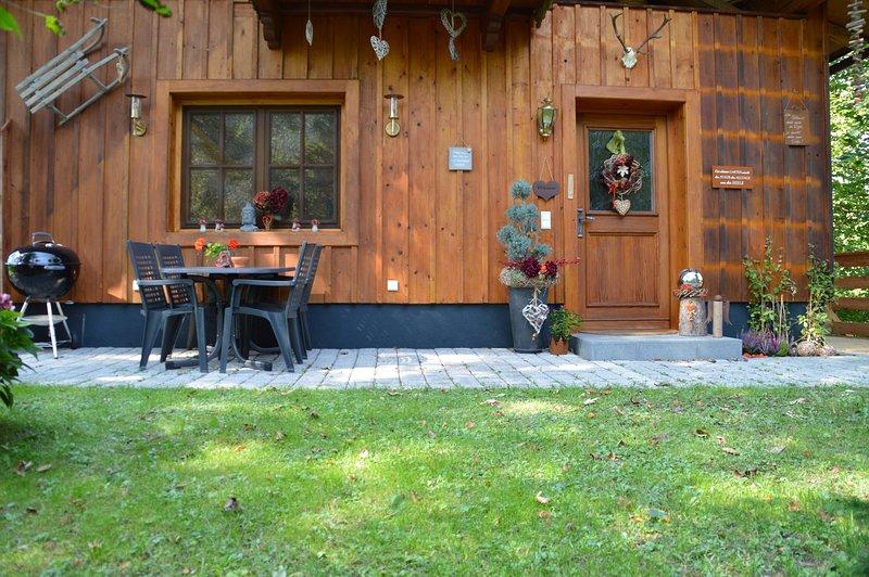 Hilltop Appartement, vacation rental in Lofer