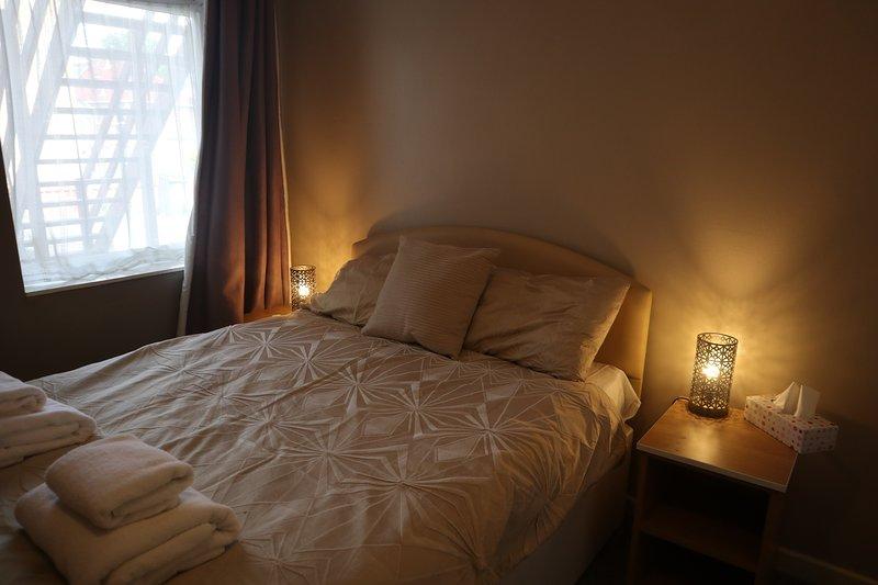 Bedlington front apartment A, location de vacances à Cramlington