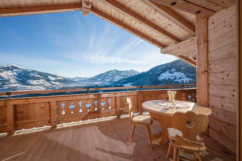 Chalet Apartment Obermanzl, vacation rental in Hopfgarten im Brixental