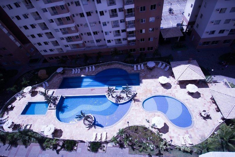 Ar, Piscina, Academia Perto do Shopping Jardins, casa vacanza a Aracaju