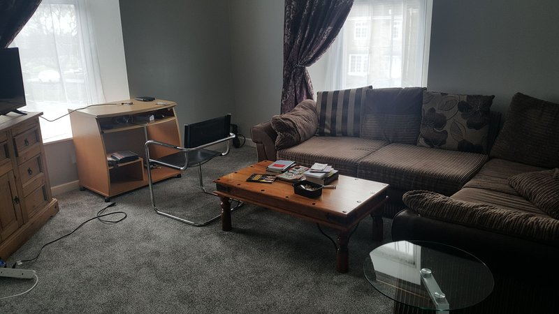 Bedlington front apartment - C, alquiler vacacional en Choppington