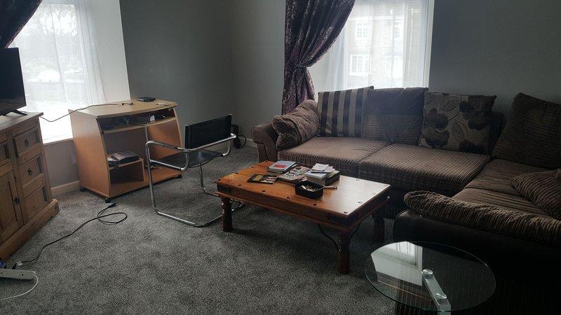 Bedlington front apartment - C, location de vacances à Cramlington