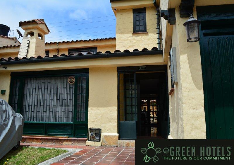 eGreen Hotel 111, location de vacances à La Calera