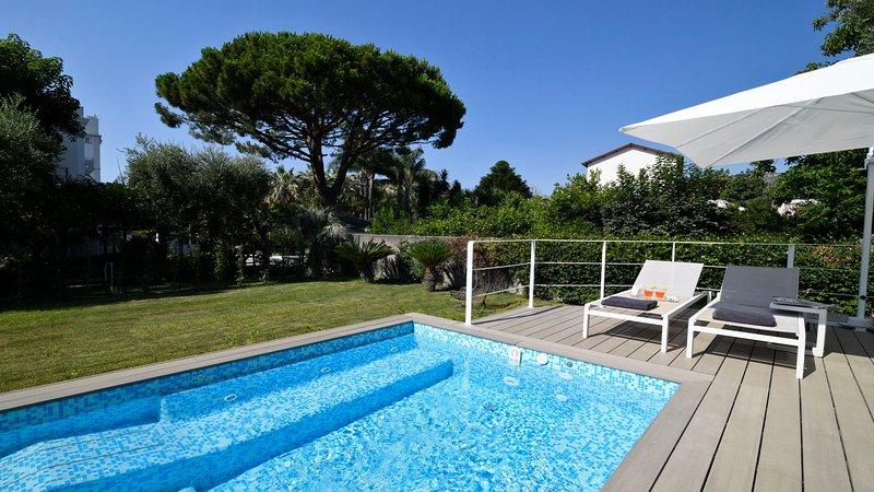 VILLA LA PRINCIPESSA Sant'Agnello - Sorrento Area, casa vacanza a Sant'Agnello
