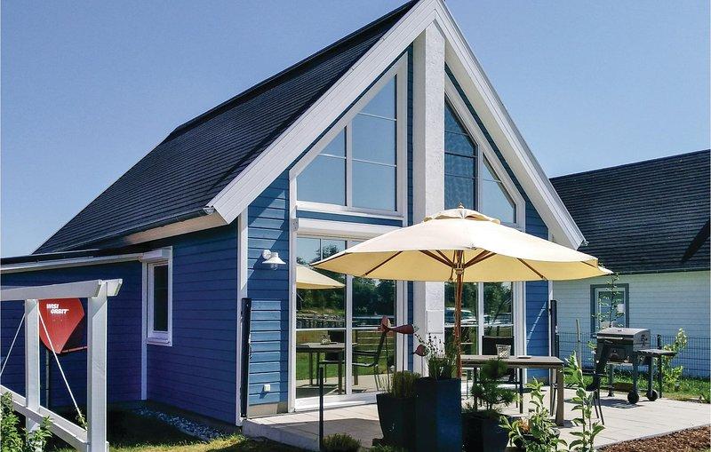 Amazing home in Zerpenschleuse with 2 Bedrooms (DBB426), aluguéis de temporada em Biesenthal