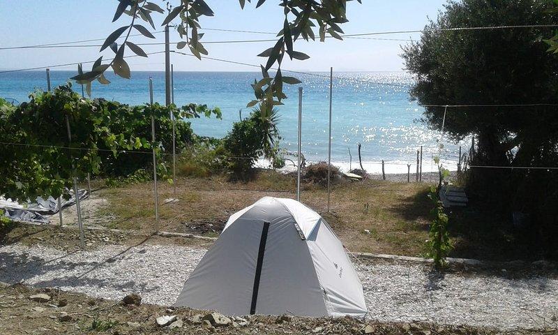 Camping Jungle, alquiler de vacaciones en Dhermi