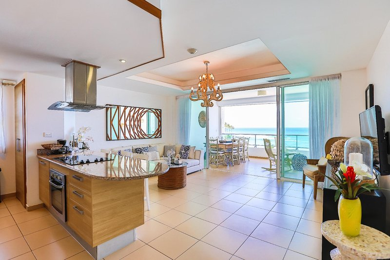 Luxurious Beach Apartment with Two Bedrooms, aluguéis de temporada em San Pedro de Macoris