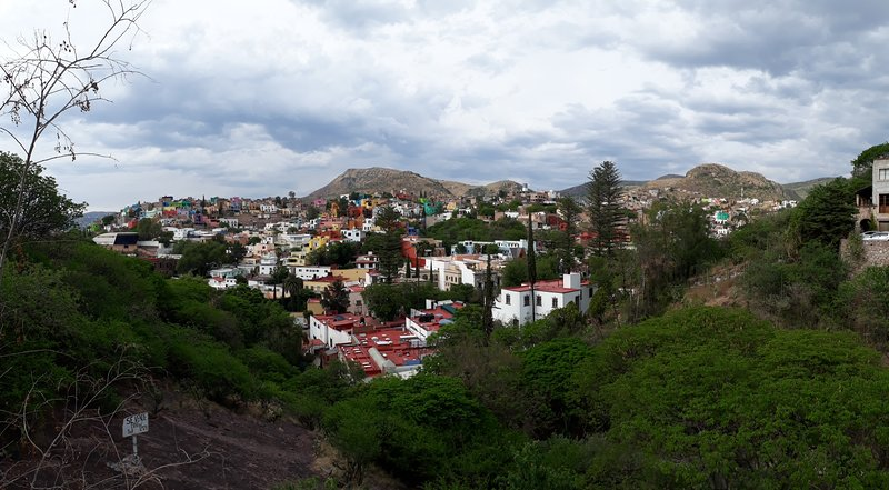 DEPARTAMENTO PANORÁMICA LA PRESA - PIPILA TRANQUILO Y SEGURO!!, location de vacances à Guanajuato