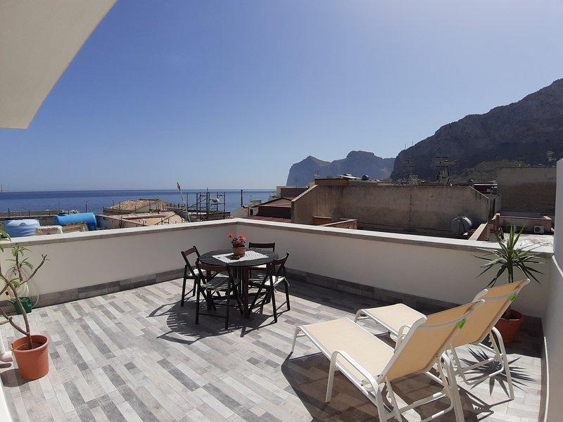 Home Holiday Sicily, location de vacances à Capaci