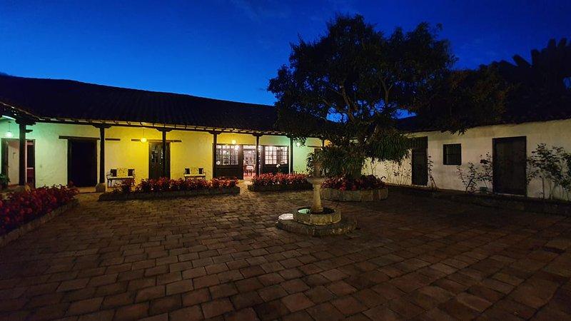 Casa Finca Colonial _ El Novillero, aluguéis de temporada em Fusagasuga