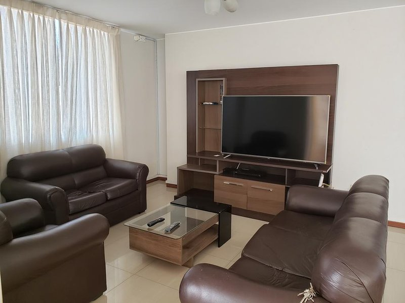 Tourist apartment in the center of the city, alquiler de vacaciones en Huacachina