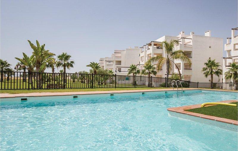Stunning home in Roldán with 2 Bedrooms (ECC146), holiday rental in Balsicas
