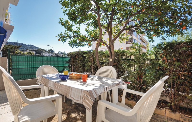 Stunning home in Le Cannet with 1 Bedrooms (FCA258), holiday rental in Le Cannet