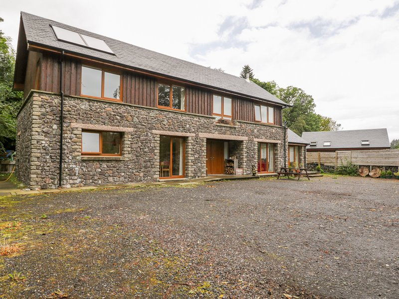 Woodland Villa, Oban, vacation rental in Isle of Lismore