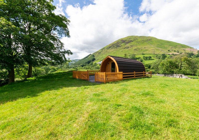 Caban Clyd, holiday rental in Mallwyd