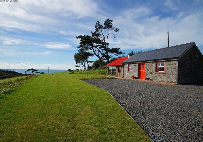 Cae Cefn, holiday rental in Aberystwyth