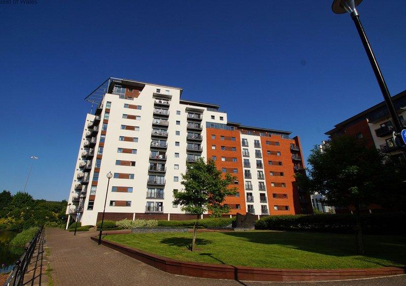 Cardiff Bay View Apartment, location de vacances à Penarth