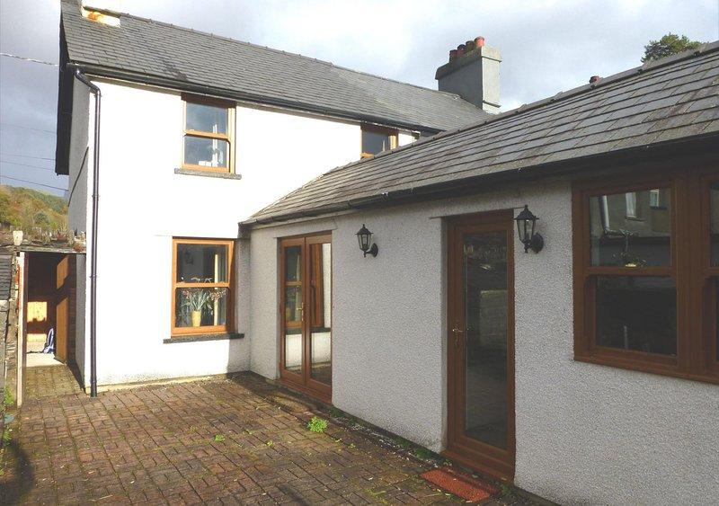 Bwthyn yr Eglwys, holiday rental in Capel Curig